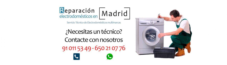 reparacion de lavadoras en arroyomolinos madrid