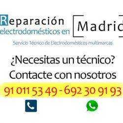 Reparar lavadora en Arganda del Rey Reparación de lavadora en Algete Madrid lavadoras LG zanussi fagor indesit hotpoint ariston candy daewoo samsung whirlpool smeg miele